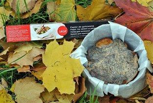 Сырники в маковом соусе в горшочке из SAGA
