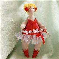 Тильда-балеринка