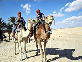 Невероятные приключения в Тунисе...
