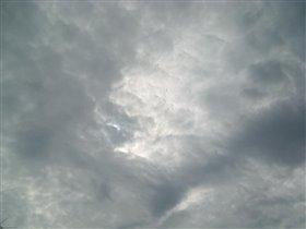 Сердитое небо