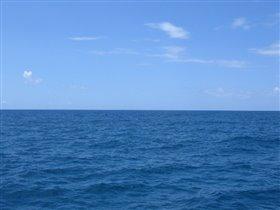 Море-синие море!