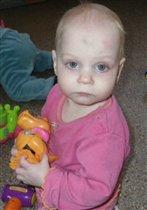 Наденька С. Родилась в феврале 2010