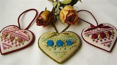 Валентинки своими руками для наших любимых