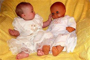 Ты кто - игрушка, или подружка?!