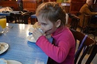Завтрак в Мадриде