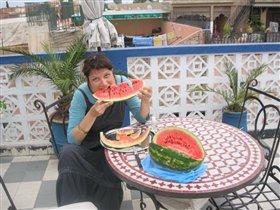 Мароккансикй арбуз