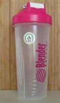 Sundesa Blender Bottle With Blender Ball.