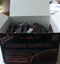 кофе с грибами в пакетиках;)