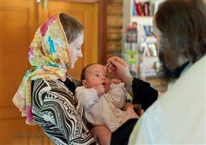 Фото с крещения. leonidevteev.ru