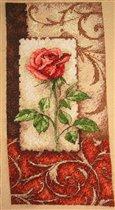 Роза для подруги