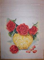 Elizabeth de Lisle - Say it with roses