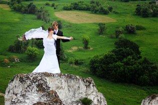 На крилах кохання...