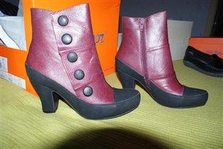 Miz Mooz Women's Adrien Bootie