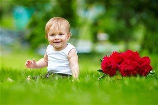 от моей улыбки зажигается солнышко!)))