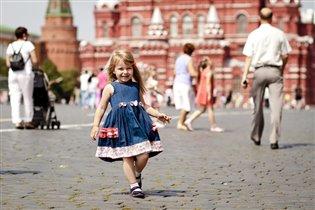 У стен Кремля