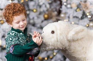 Мишутка, а ты веришь в новогодние чудеса ???? :)
