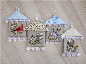 Птички - СП от Анны, блог