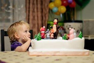 Вот так тортик...