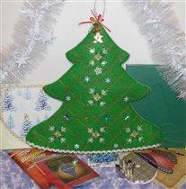 Новогодний обмен 2014. Подарки от Леночки-skakun