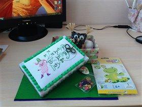 удачная коробочка от Юли:)