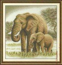 Слоны от Панна (набор Ж-564)