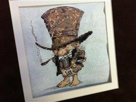 Джентельмен в шляпе