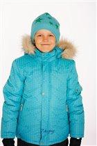 W1640 куртка CITY для мальчика