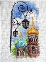 Питерские фонари
