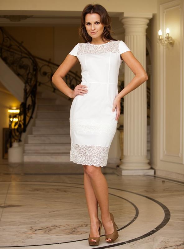 fb6712602e0 нежное платье 50 от Худыш и Ко - платье на роспись 48-50 размера фото