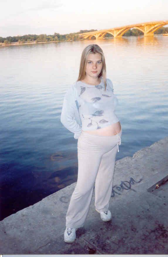 Прогулка по Днепру. Активная беременность