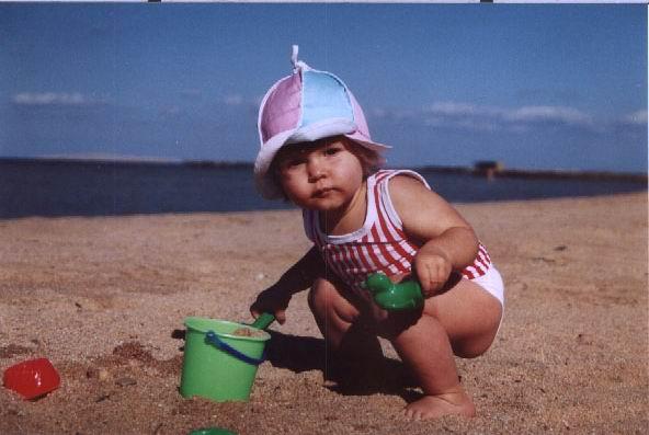 Na peske. Я построил на песке...