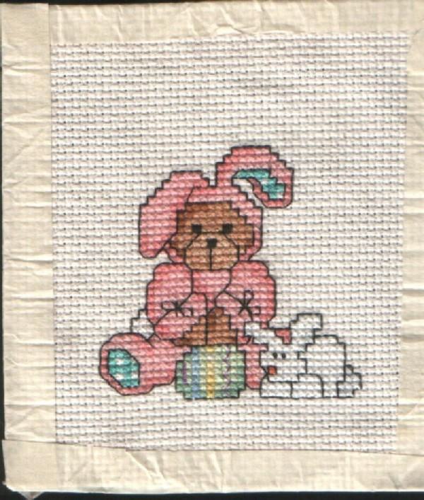 Bear Bunny .