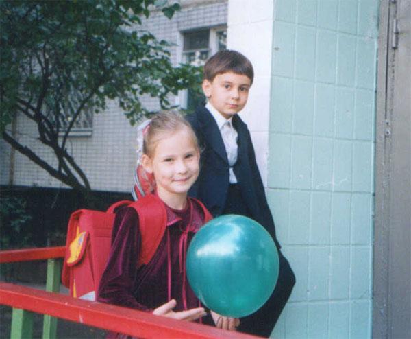 1клашки.. Школьные годы чудесные...