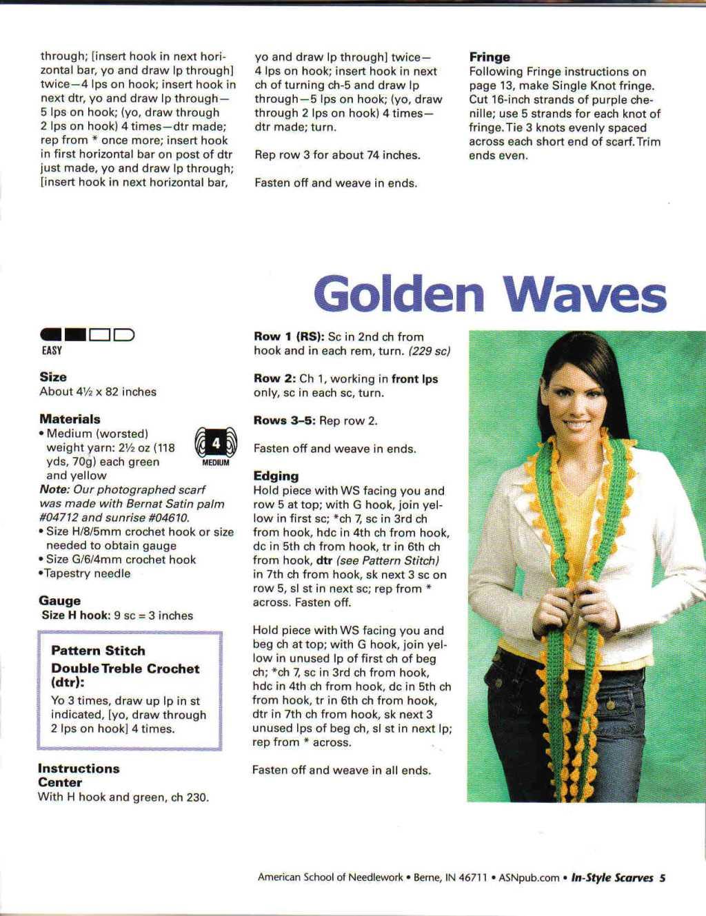 Golden Waves. Different/Rozne