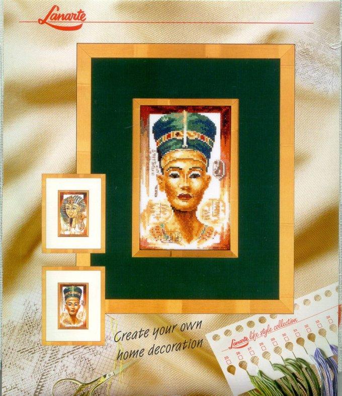 Nefertiti small. Древний Египет