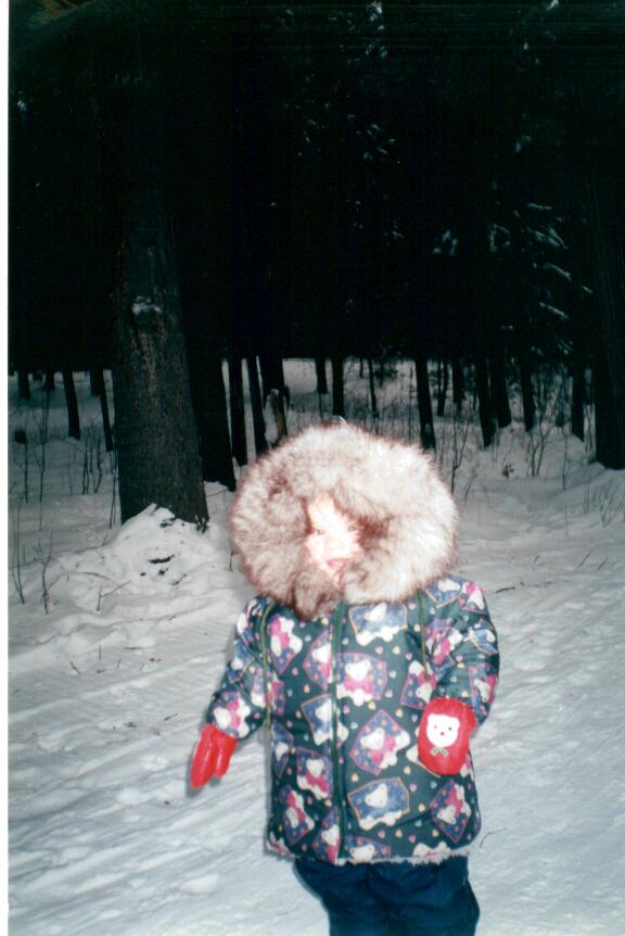 Однажды в студеную зимнюю пору. Не боимся мы мороза!
