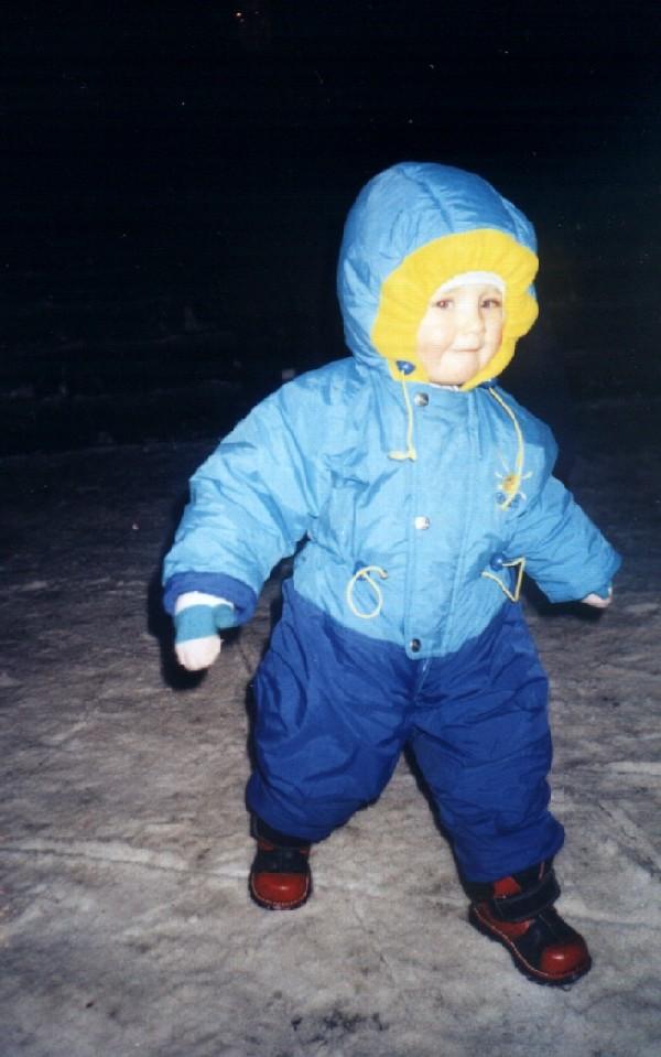 Шаг в 2005-й!. Не боимся мы мороза!