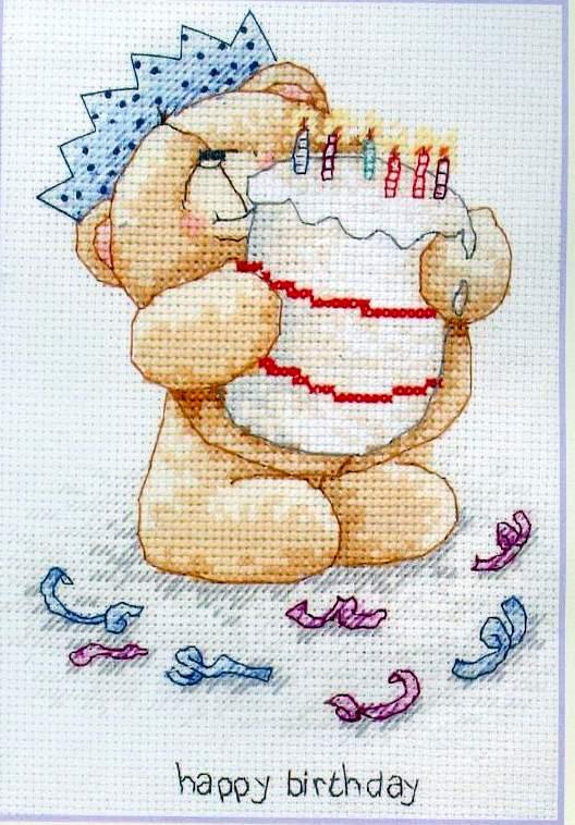 Навруз, открытка на день рождения вышивка крестиком