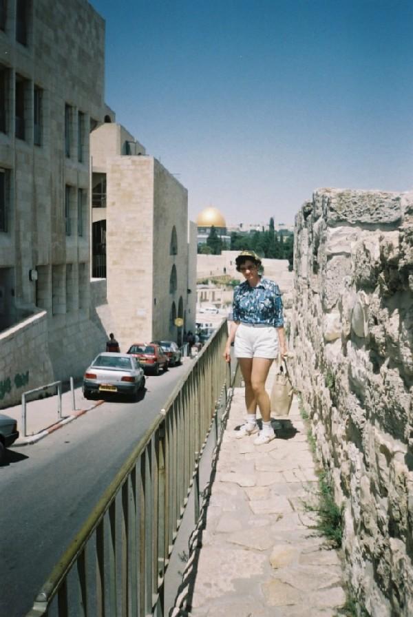 Дорога к Котелю. Jerusalem