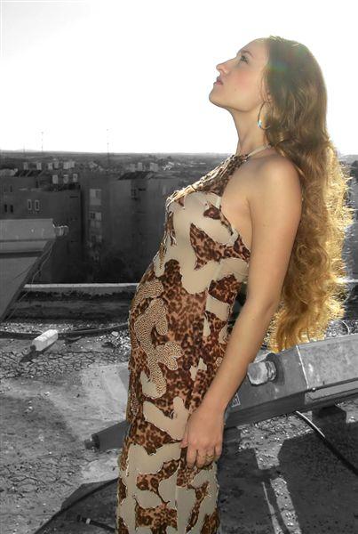 Предчувствия чуда пора золотая.... Счастлива, потому что беременна