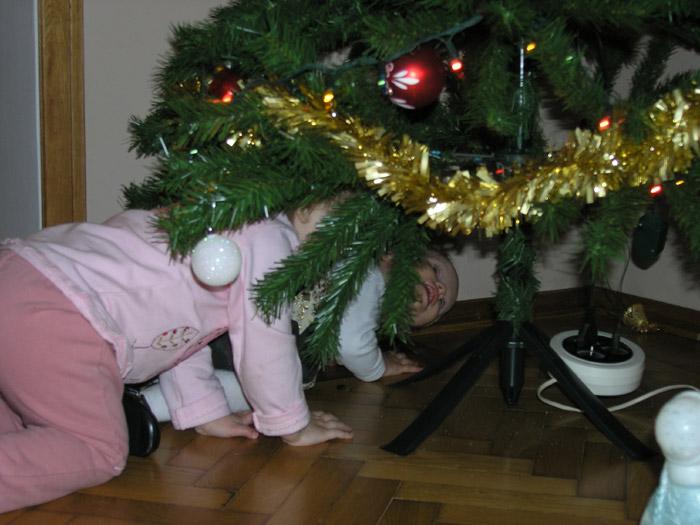 как же устроена эта елка???. Моя новогодняя ёлка