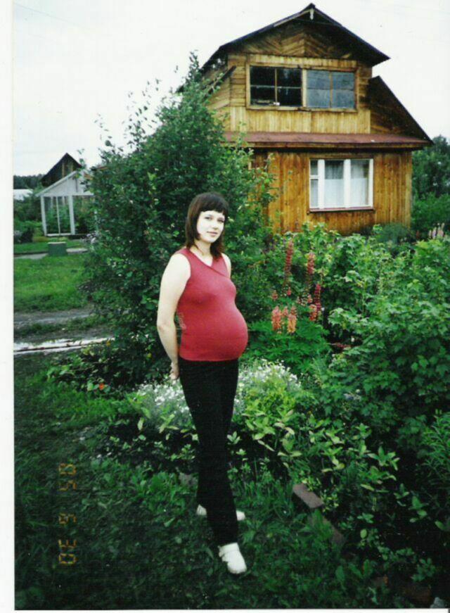 Нам девять месяцев!!!. Счастлива, потому что беременна