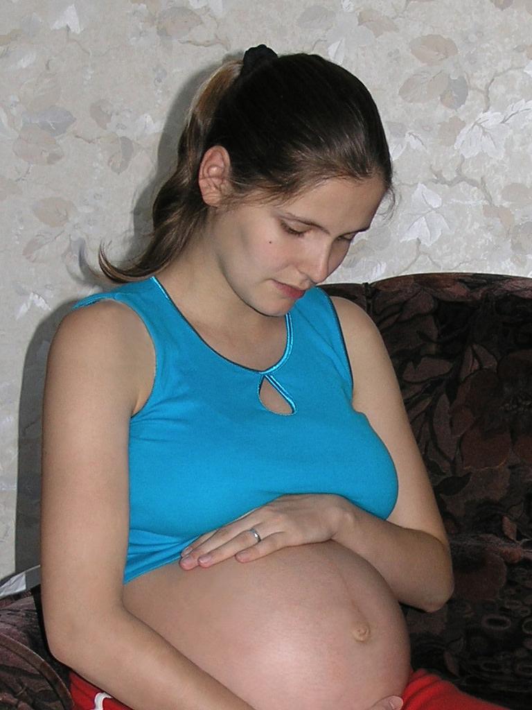 Мы ждем тебя, малыш.. Счастлива, потому что беременна
