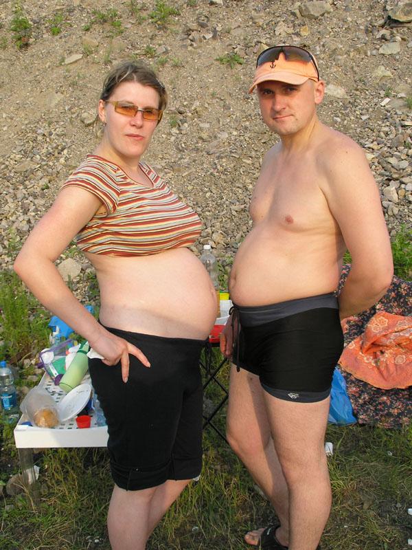 Пиво   vs   беременности. 8-й раунд!. Счастлива, потому что беременна