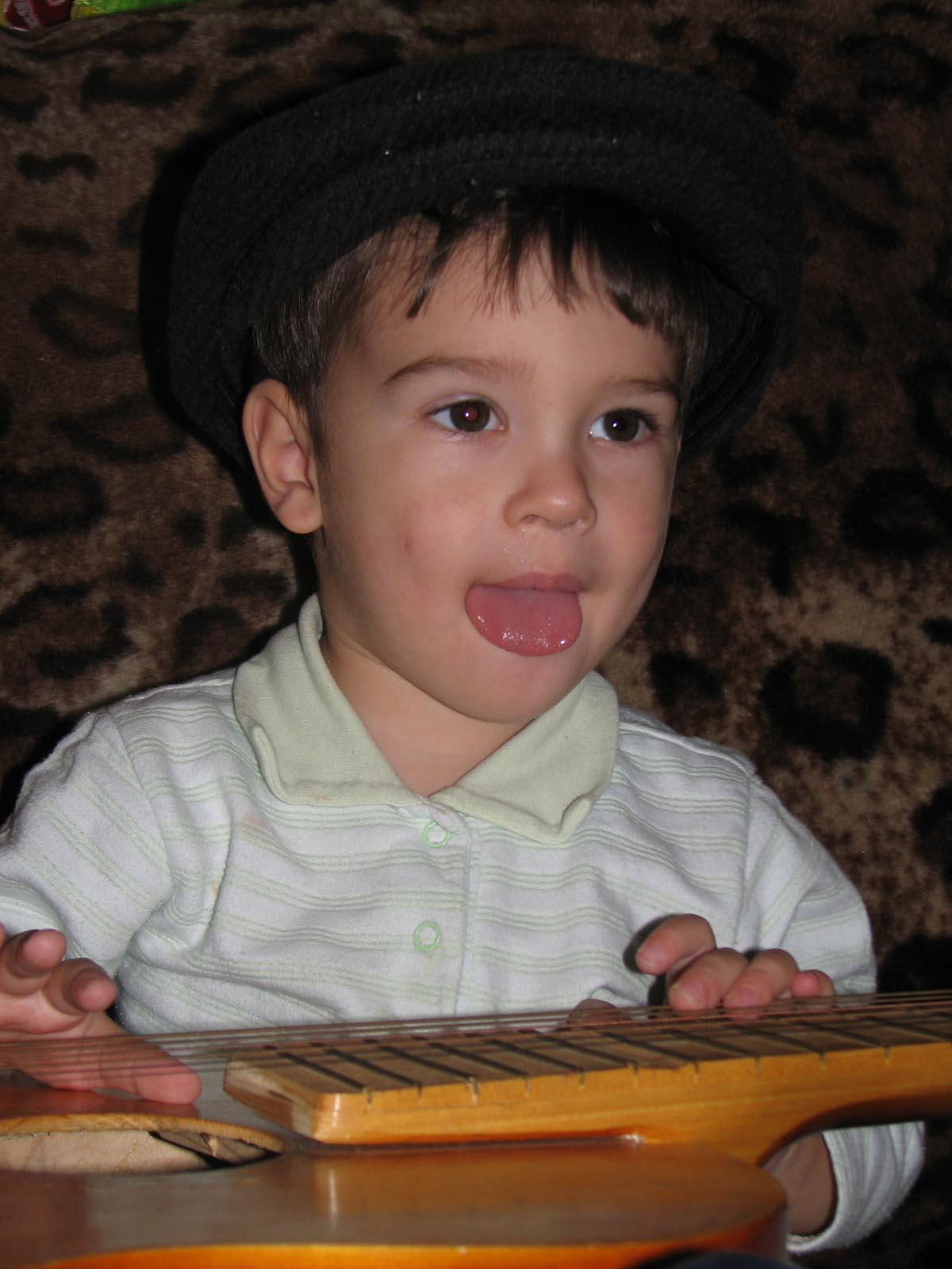 Споем жиган.. Дети и музыка