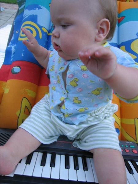 Сейчас сыграю!. Дети и музыка