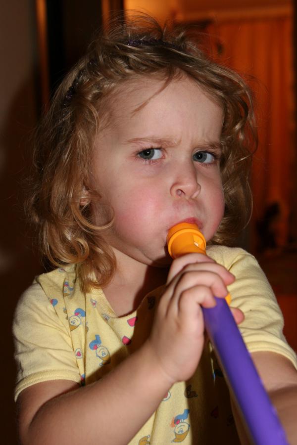 Ой дуду, ой дудю, во флейту сильно я гудю! . Дети и музыка