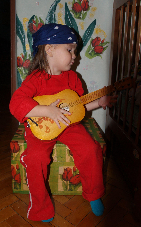 Звезда. Дети и музыка