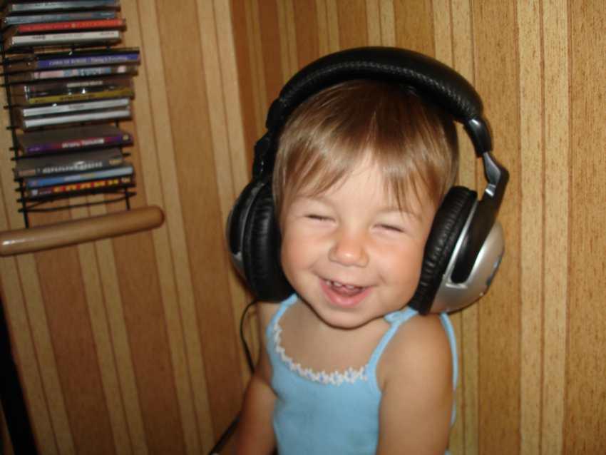 Меломан. Дети и музыка