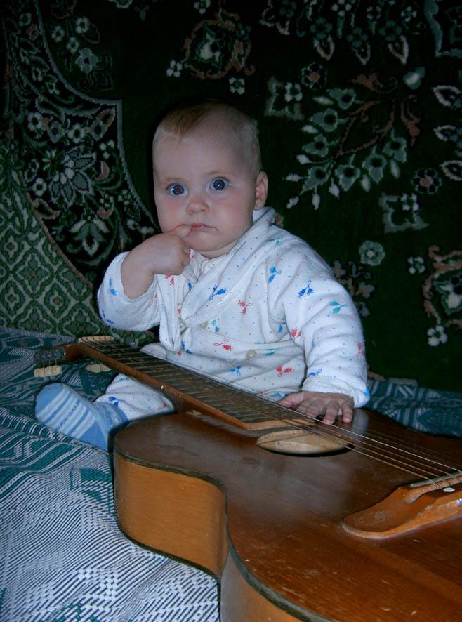 Что же Вам сыграть?... Дети и музыка
